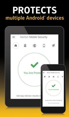 Norton Security and Antivirus For Android app free download