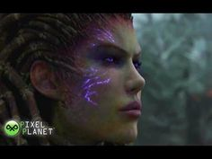 StarCraft 2 - Heart of the Swarm Cinematic Intro HD - YouTube