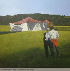 martin gale - converation Outdoor Gear, Tent, Artist, Store, Artists, Tents
