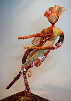 Dancer as Muse, Fire Joy Kirkwood