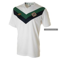 northern ireland jersey