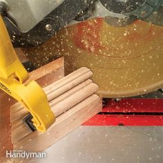 Cut cleaner and safer with your miter saw and circular saw. Take the worry out of making tough cuts like plunge cuts and miter cuts on wide boards, short boards and even tiny boards.