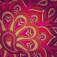 http://mypaisleyworld.blogspot.com/ My Paisley World, a blog appreciating the world of art, design & handmade craft!