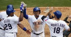 Roster changes on the fly havemade the Rangers one of the AL's best this season