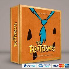Los Picapiedras #ColeccionCompleta Español latino · DVD · BluRay · Calidad garantizada. #BoxSetDeLujo Presentación exclusiva de RetroReto. Pedidos: 0414.402.7582 RetroReto.com
