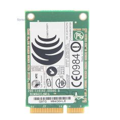 Broadcom 4312 Wireless Wifi PCI Express D420 D430 D520 D530 1510 WIFI Network card JR356 for DELL laptop 802.11 BG DW 1395