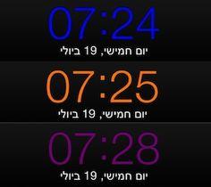 Changer la couleur de l'horloge du lockscreen avec le tweak ColorsClock