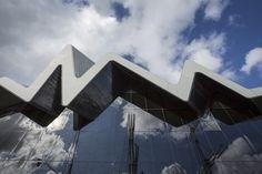 Glasgow, Riverside Museum, Reflection Photos, Tumblr, Zaha Hadid, Twitter, Opera House, Facebook, Instagram
