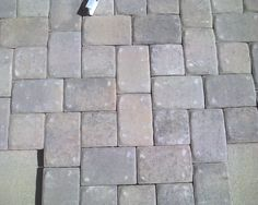 Paver Pattern For 6x6 U0026 6x9