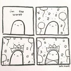 We're  the  Worst Ever  (via @bethdrawsthings)