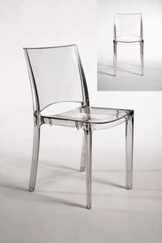 Clear Polycarbonate Chairs