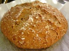 Whole Wheat No-Knead Bread With Flax Seeds And Oats Recipe - Food.com