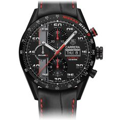 TAG Heuer TAG Heuer CARRERA Calibre 16 Day-DateAutomatic Chronograph43 MMSPECIAL EDITION NISSAN NISMO