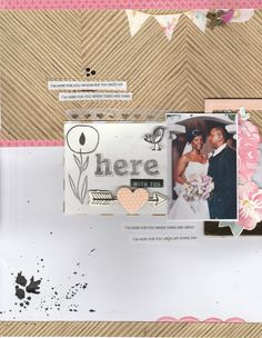 Here With You - Scrapbook.com