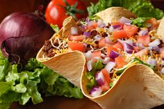 Make your own TACO TUESDAY...the healthy way! http://blog.viance.com/?p=21610&utm_content=bufferce0ce&utm_medium=social&utm_source=pinterest.com&utm_campaign=buffer #tacotuesday #healthy