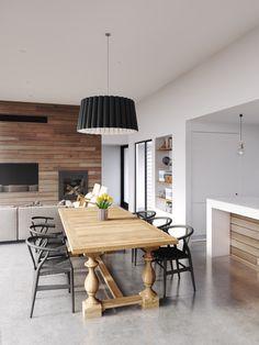 100+ Modern Dining Room Makeover Ideas | Einrichten und Wohnen und ...