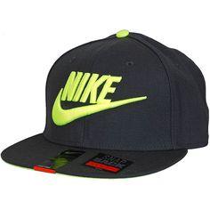 Nike Limitless True Snapback Cap anthracite 87d40292e358