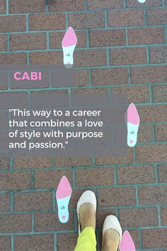 Cabi La Dolce Vita Spring Fashion Show - LOVE this brand!