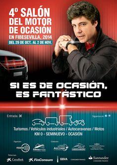 Tiovivo Publicidad Sevilla: Campaña para el 4º Salón del Motor de Ocasión de S...