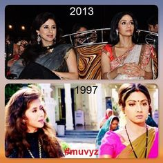 """2 Likes, 1 Comments - muvyz.com (@muvyz) on Instagram: """"#Sridevi#Urmila #BollywoodFlashback #90s #muvyz030718 #muvyz #instagood #instadaily #instapic…"""""""