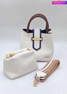 Handbags Online   Buy Handbags for women Discount   i Buy From India Branded Handbags Online, Beautiful Handbags, Designer Handbags, Leather Handbags, Women Accessories, India, Cute Handbags, Couture Bags, Designer Purses