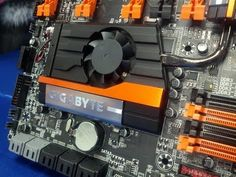 GIGABYTE just launched all their new Z87 series Haswell LGA1150 boards and Futurelooks was down at their HQ to cover it in glorious 1080p HD! Check it out! http://www.futurelooks.com/coverage-of-gigabytes-intel-haswell-z87-series-motherboard-launch-video/
