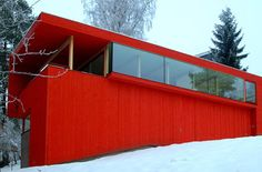New Scandinavian Architecture - lifeiscarbon®
