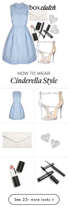 """""""Cinderella Style: Box Clutches"""" by angelxalice on Polyvore featuring Giuseppe Zanotti, Sigma Beauty, Vera Bradley, Vivienne Westwood, women's clothing, women's fashion, women, female, woman and misses"""