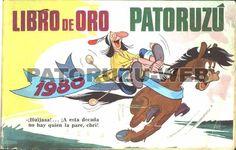 Tapas de Patoruzú de Oro. 1939-1985