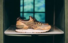 SBTG ASICS GEL LYTE V Kicks Lab Sneaker Collaboration