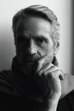 The Men Issue   Jeremy Irons Photo Brigitte Lacombe Preview Style...