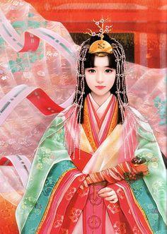 Heian Costume