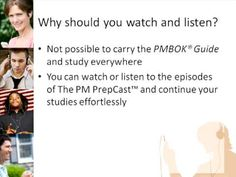 Pmp Exam, Exams Tips, Project Management, Career, Study, Let It Be, How To Plan, Videos, Carrera