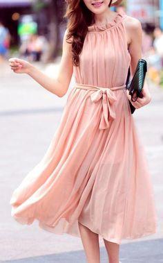 Elegant,pretty,cute flowing dress... - cooliyo.com