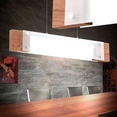 LED-soffitto-Lampada-A-Sospensione-stile-casa-campagna-Illuminazione-Rovere