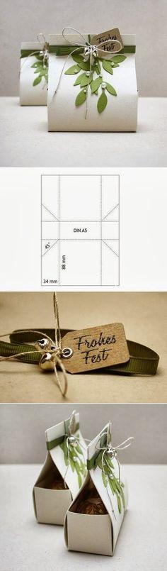 How To Make a Wonderful Gift Box