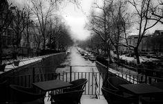 Regent's Canal, Little Venice - view from the cafe at the start of Maida Vale