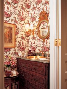 Traditional Bathrooms from Charles Faudree