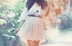 can't wait for summer to wear dresses like this!