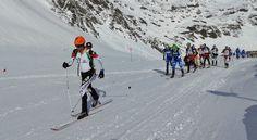 Kilian jornet gana con autoridad la 2ª prueba de Copa del Mundo Skimo individual 2015 en Andorra. Foto: FEDME.
