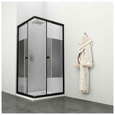 Eckdusche »Trento Black«, variabel verstellbar 80 - 90 cm, Duschkabine online kaufen | OTTO Decor, Furniture, Apartment, Home Decor, Mirror