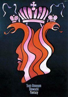 Jan Lenica. Fantazy, 1973