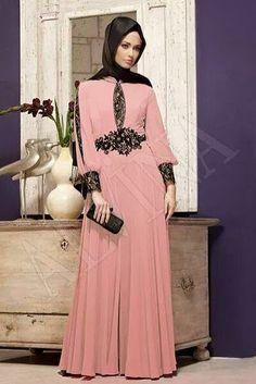 Quelle robe soiree hijab