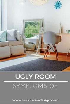 Interior Design Tips   How To Fix An Ugly Room   Home Decor Tips   Fix My Ugly Room   Home Design