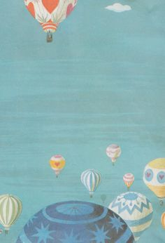 """The Great Valentine's Day Balloon Race"", Adrienne Adams 1980 Balloon Illustration, Pattern Illustration, Graphic Illustration, Vintage Children's Books, Vintage Posters, Balloon Race, Balloons, Artsy, Drawings"