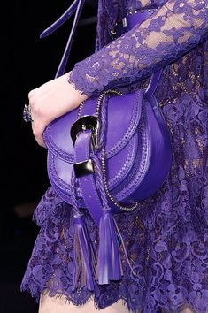 The rich, comforting purple, called Ultra Violet, symbolizes both the carefulness and risk-taking which drives each of us and society as a whole-forward.  #pantone #coloroftheyear #ultraviolet #bykoket