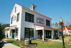 Habersham Vineyards and Winery is the oldest and largest winery in Georgia.
