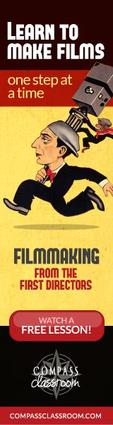Filmmaking is my life