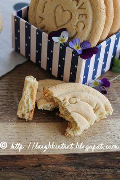 Biscotti con farina di avena
