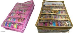 Apparel Storage 5 & 6 Roll Satin Bangle Case Material:Satin Size:Free Size Description:It Has 2 Piece Of Roll Bangle Case Country of Origin: India Sizes Available: Free Size   Catalog Rating: ★4.1 (448)  Catalog Name: Essential Useful Organisers CatalogID_93181 C131-SC1628 Code: 953-810800-468
